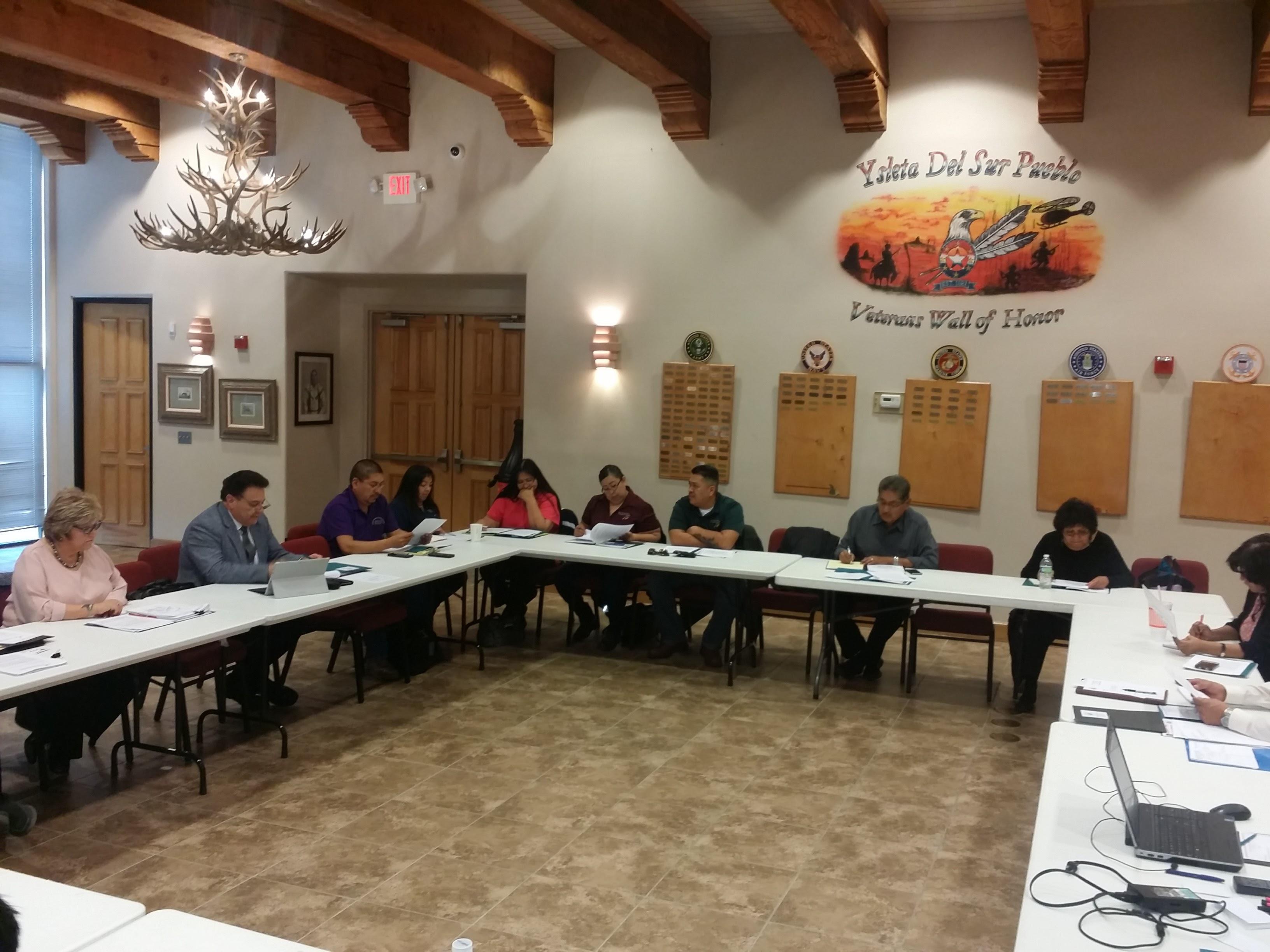 SWTHA El Paso Meeting January 2016
